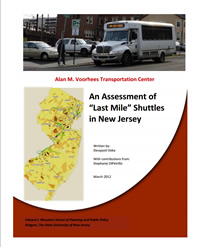 "An Assessment of ""Last Mile"" Shuttles in New Jersey"
