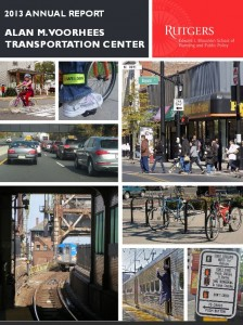 2013 Alan M Voorhees Transportation Center Annual Report