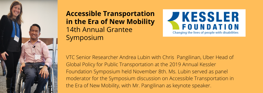 Accessible Transportation in the Era of New Mobility