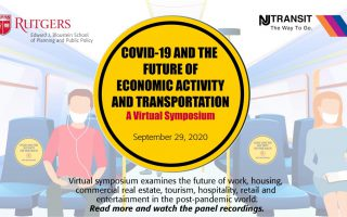 COVID-19 and the Future of Economic Activity and Transportation