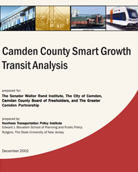 Camden County Smart Growth Transit Analysis