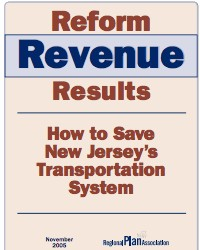 Reform, Revenue, Results: How to Save New Jersey's Transportation System
