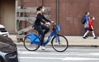 Bikeshare Usage Change in New York City Due to COVID-19 Pandemic